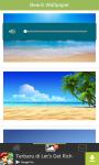 Beach Wallpapers 01 screenshot 2/4