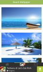 Beach Wallpapers 01 screenshot 3/4