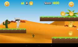 Mummy Run HD screenshot 1/3