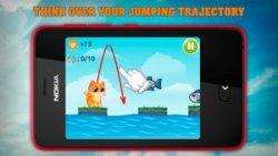 Jumping Kitten - Fishing Time screenshot 1/1