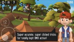Pumped BMX 2 total screenshot 1/6
