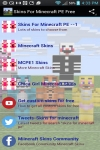 Skins For Minecraft PE Free screenshot 1/6