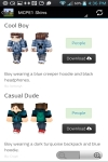 Skins For Minecraft PE Free screenshot 4/6