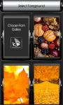 Autumn Zipper Lock Screen Best screenshot 3/6
