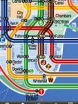 NYC Subway 24-Hour KickMap screenshot 1/1