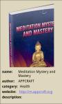 The Meditation Mystery and Mastery screenshot 1/2