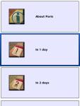 Paris Travel Guide BlackBerry screenshot 3/5