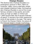 Paris Travel Guide BlackBerry screenshot 4/5