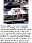 Paris Travel Guide BlackBerry screenshot 5/5