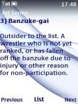 Sumo Wrestling Terms screenshot 4/4