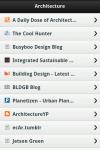 Architecture app screenshot 2/3