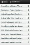 Architecture app screenshot 3/3