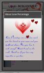 LovePercentage screenshot 4/4