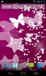 Butterflies Live Wallpaper App screenshot 5/5