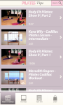 Pilates Tips Pro New screenshot 3/3