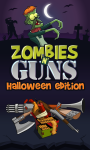 Zombies N´ Guns Halloween  screenshot 1/6