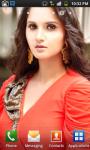 Sania Mirza HD Live WallPaper screenshot 4/6