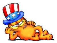 Garfield wallpaper Slideshow live screenshot 3/6