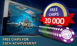 Real Star Poker - Texas Holdem screenshot 1/5