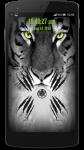 Screen lock Sequence Tiger Custom screenshot 1/6