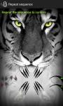 Screen lock Sequence Tiger Custom screenshot 3/6