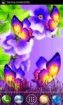 Purple Flair Live Wallpaper screenshot 1/3