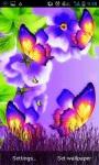 Purple Flair Live Wallpaper screenshot 2/3