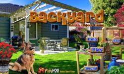 Free Hidden Object Games - Backyard screenshot 1/4