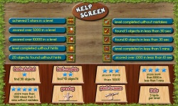 Free Hidden Object Games - Backyard screenshot 4/4