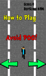 Poo Dash Run - Running Game screenshot 2/5