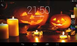Happy Live Halloween Wallpaper screenshot 2/4