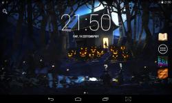 Happy Live Halloween Wallpaper screenshot 3/4