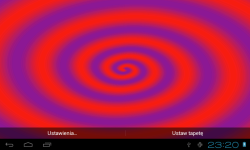 HypnoSpiral Live Wallpaper FREE screenshot 1/4