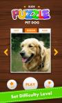 Puzzle Pet Dog screenshot 2/4