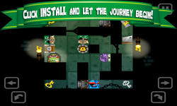 Ninja Turtle Surf   Gold Rush with Mutant Monsters screenshot 3/3