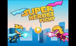 Super Heroes Fight screenshot 1/6