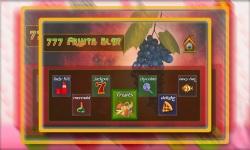 777 Jackpot Fruit slots screenshot 2/6
