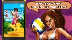 Beach Volleyball Virtual Girls - Rio 2016 screenshot 3/4