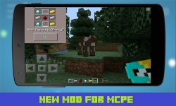 Catch the Mob Mod for MCPE screenshot 3/3