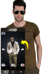 Fashion Men Photo Suit screenshot 2/4