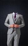 Fashion Men Photo Suit screenshot 4/4
