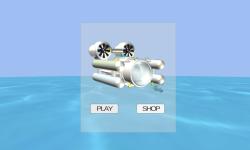 UWA The Under Water Attack screenshot 2/6