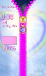 Best Rainbow Zipper Lock Screen screenshot 6/6