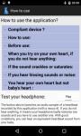 Tiny Beats baby heartbeat active screenshot 6/6