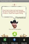 307 Chuck Norris Facts screenshot 3/5