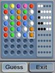 Logik - Mastermind screenshot 1/1