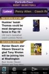 Husky Men's Basketball 2010-11 screenshot 1/1