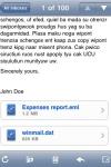 EML & Winmail.dat File Reader screenshot 1/1