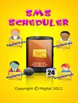 SMS Scheduler Lite screenshot 1/6