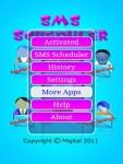 SMS Scheduler Lite screenshot 2/6